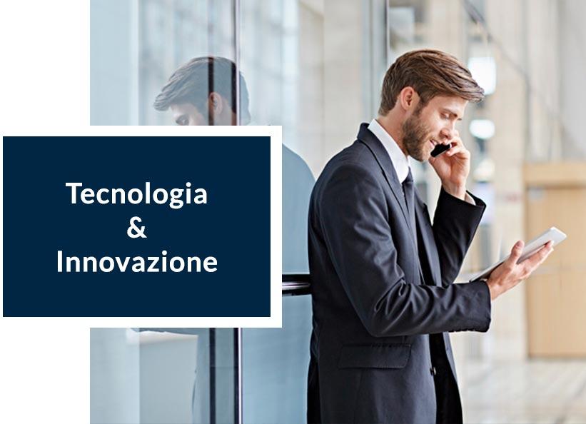 Chi siamo - Tecnologia e Innovazione